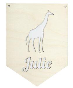 naambordje giraf 2